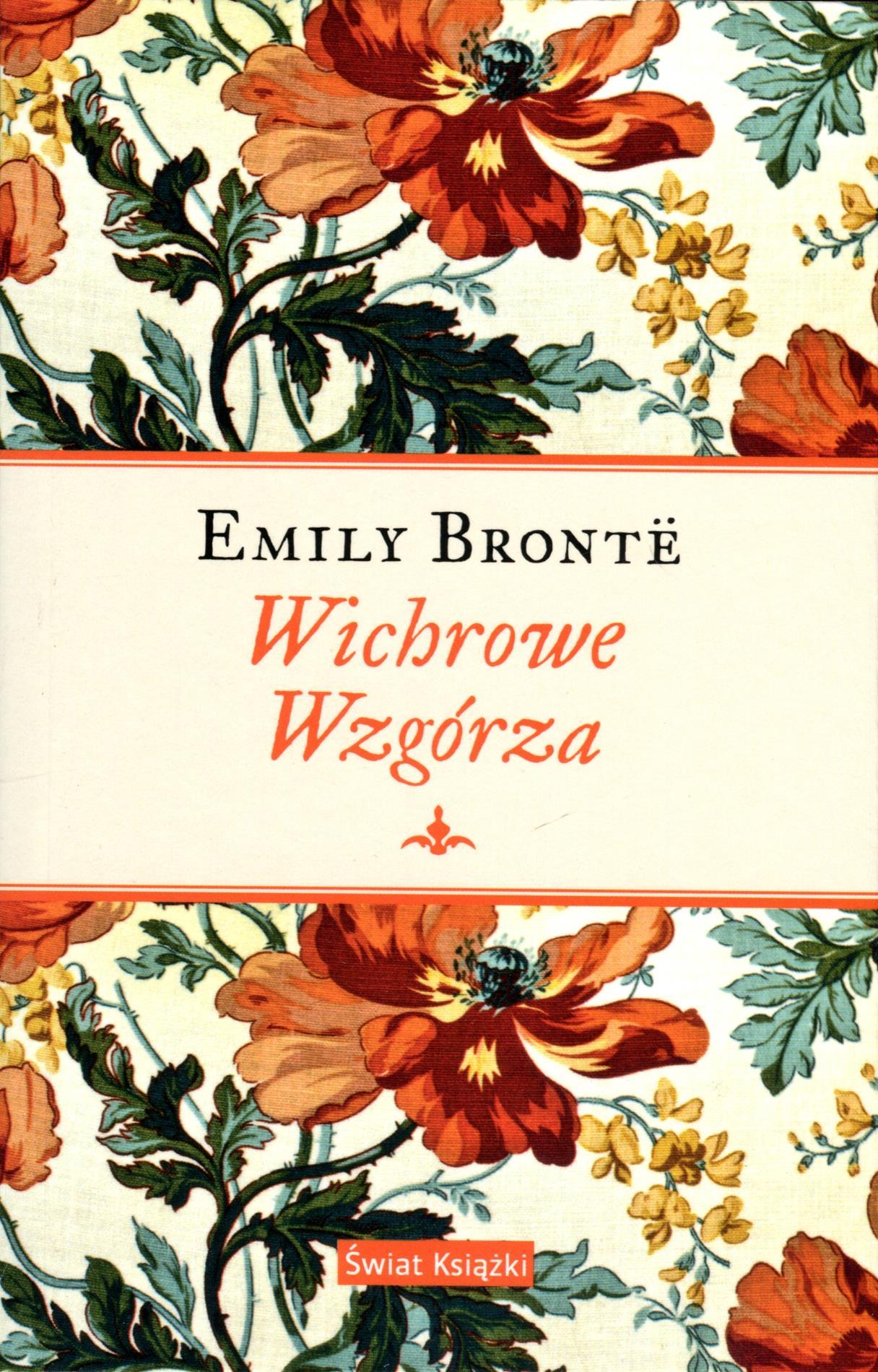 Brontë Emily Wichrowe Wzgórza Zaczytanacompl Blog